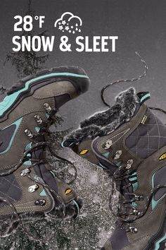 Stay warm from head to toe. These women's waterproof American-built boots are ready for winter. Keep your feet warm with Keen's insulation and thermal heat-shield footbeds. Rugged outsoles are designed to grip snow and ice. Available only at REI.