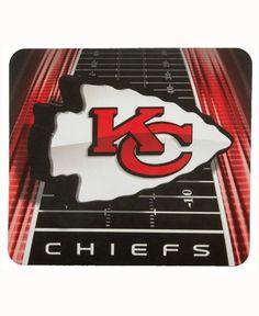 Hunter Manufacturing Kansas City Chiefs Mousepad