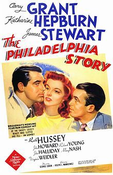 Cary Grant and Katherine Hepburn made some great movies