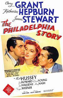 The Philadelphia Story (film) - Wikipedia, the free encyclopedia