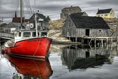 """Harbour Mist"" (revisited)   