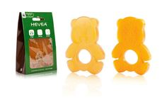 Hevea Baby Natural Rubber Panda Teether