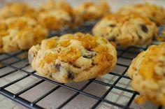 The Food Mentalist: Chocolate Cornflake Cookies