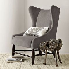 Chair for the nursery instead of a rocker or glider