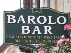 Barolo Bar - Monforte d'Alba