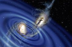 Like ripples in a pond, scientists believe that gravity transmits in waves, deforming space and time across the universe. It is similar to the movement of electromagnetic radiation, which propagates in waves, except that gravitational waves are moving the fabric of space and time itself. So far, attempts to find gravitational waves, such as those caused by two black holes colliding for example, have been unsuccessful. Next week, the European Space Agency plans to launch a prototype…