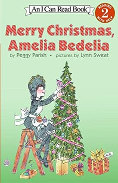 Merry Christmas, Amelia Bedelia (I Can Read Book 2) by Peggy Parish