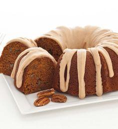 Miss Grace Pumpkin Spice Cake - MISS GRACE PUMPKIN SPICE CAKE