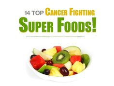 Cancer is a deadly disease that brings pain and suffering along with it. Doctors have been searching the cure for cancer for ages but the. Healthy Tips, Healthy Eating, Healthy Recipes, Cancer Fighting Foods, Health Matters, Health Advice, Superfoods, Fruit Salad, Breast Cancer