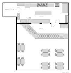 Example Image: Restaurant Kitchen