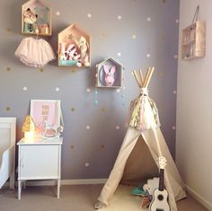 Lovely nursery room