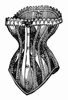 Sisters' Warehouse: Illustrazioni Vintage in Bianco e Nero: Accessori di Moda - Vintage Illustrations in Black and White: Fashion Accessories