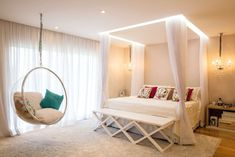 This is just almost there perfect room! Dream Rooms, Dream Bedroom, Girls Bedroom, Bedrooms, Magical Bedroom, Bedroom Inspo, Bedroom Decor, Bedroom Ideas, New Room