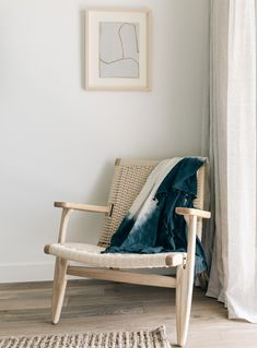 modern woven chair inside the surfrider hotel malibu / sfgirlbybay Surf Style Home, Beach Cottage Style, Beach Cottage Decor, Cottage Chic, Coastal Decor, Coastal Bedrooms, Coastal Living Rooms, Living Spaces, Casa Hotel