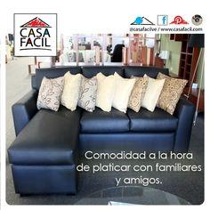 La comodidad en tu sala solo la consigues con nuestro sofá modelo Chile