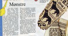 I 1985 sto dette stykket om Selbustrikk i Norsk Ukeblad. Detfølget med oppskrift på selbuvotter og herresokker, men selfølgelig ikke møn... Mittens, Knitting, Taurus, Fingerless Mitts, Tricot, Breien, Fingerless Mittens, Stricken, Weaving