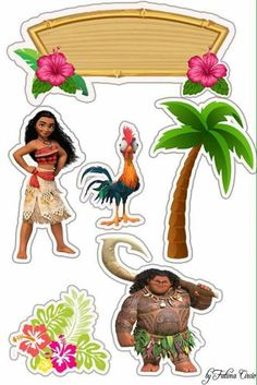 26 Best Ideas For Party Ideas Disney Princess Cupcake Toppers Moana Party, Moana Themed Party, Disney Princess Cupcakes, Princess Cupcake Toppers, Moana Disney, Moana Theme Birthday, Birthday Parties, Cake Birthday, Moana Theme Cake