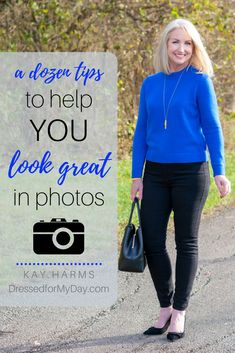 Tips to Help You Look Great in Photos - Dressed for My Day - - Tips to Help You Look Great in Photos – Dressed for My Day by Kay Harms – tips for how to look beautiful in photographs – Take great pictures Source by kayharms Best Photo Poses, Good Poses, Poses For Pictures, Smile With Your Eyes, Genuine Smile, Best Portraits, Family Portraits, Posing Tips, Good Posture