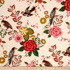 Richloom Bountiful Summer Fabric