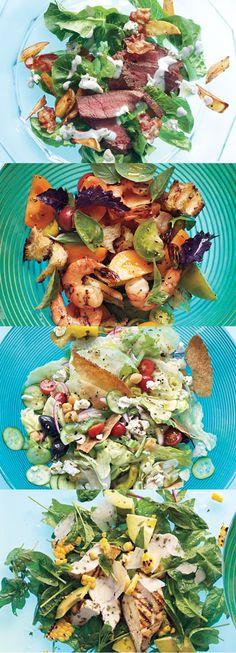 savory #summer salads