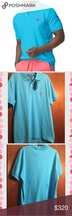 🚹NWT MENS CHAPS POLO TOP SM COVE BLUE🚹 MORE DETAILS TO COME 1/29 or 1/30 PLS BE PATIENT 🙏😉 Chaps Shirts Polos