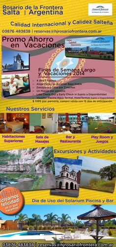 Visita Rosario de la Frontera