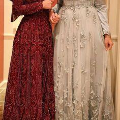 Pious and perfect Hijab Evening Dress, Hijab Dress Party, Evening Dresses, Islamic Fashion, Muslim Fashion, Modest Fashion, Hijabi Gowns, Pakistani Dresses, Abaya Mode