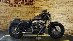 2015 Harley-Davidson® XL1200X Sportster Forty-Eight www.fortthunderharleydavidson.com