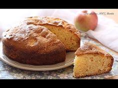 Torta di mele e yogurt- Ricetta senza glutine - YouTube Sin Gluten, Gluten Free, Yogurt, Biscotti, Allrecipes, Banana Bread, Food And Drink, Sweets, Desserts