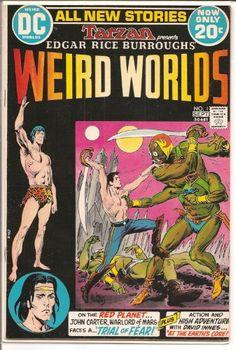 Weird Worlds No.1 Fans of scantily clad #barbarian girls will love this. #DCComics http://www.amazon.com/dp/B004DKIGIG/ref=cm_sw_r_pi_dp_eFxAsb111JWSSE94