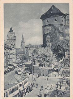 Königsberg..vor 1945.