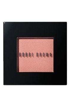 Bobbi Brown Blush in nude peach