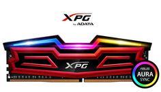 ADATA anunta lansarea modulelor DDR4 XPG SPECTRIX D40 cu iluminare cu LED-uri RGB variabila si programabila. Noua memorie SPECTRIX D40 este echipat cu module DDR4 XPG Dazzle, memorie ce atinge [...]