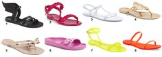 Trend: Jelly Sandals