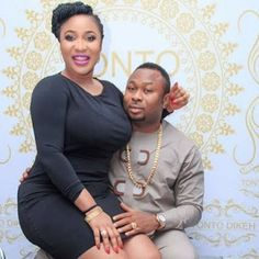 Tonto Dikehs husband buys a $61000 2017 GMC truck for their 11 months old baby - SEE PHOTOS   Amidst rumours that the marriage between Nollywood screen actress Tonto Dikeh and her philanthropic husband Olakunle Oladunni Churchill has hit the rocks the latter seems to have dismissed the reports with the purchase of a brand new 2017 GMC Truck for their baby boy Omodayo Churchill (King) who turns 1 in February 2017. Last week Olakunle shared a video of himself and King in a car with caption…