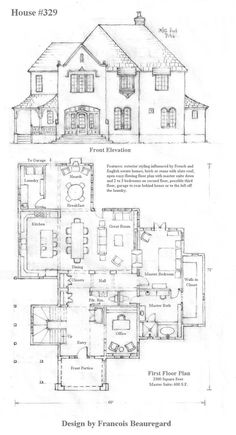 House 329 Plan by Built4ever on deviantART