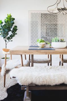 {this dining room}