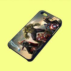 Avengers Marvel Squad Phone Case