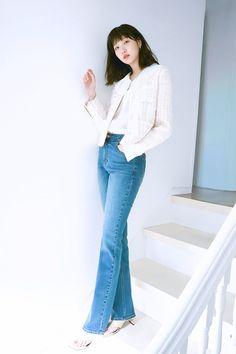 kim go eun - Twitter Search / Twitter Kim Go Eun, Bell Bottoms, Bell Bottom Jeans, Actresses, Korean, Search, Twitter, Fashion, Female Actresses