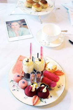 Grace of Monaco Afternoon Tea - The Royal Horseguards Hotel