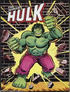 The Incredible Hulk by John Romita