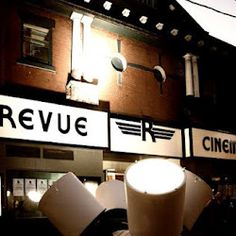 Revue Cinema - NEW! 400 Roncesvalles Ave Telephone: Saturday: Last admittance: Sunday: Last admittance: Art Deco Buildings, Old Movies, Toronto, Cinema, Culture, Weird Things, Theatres, Telephone, Ontario