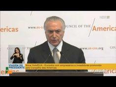 Temer fala na abertura de fórum em São Paulo sobre garantia de igualdade de oportunidades - YouTube