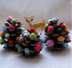 kid friendly Christmas crafts
