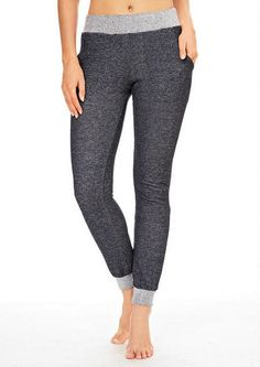 Marled Terry Jogger #MyAlloy #Loungewear #Pants