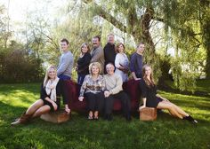 Family Photo. We really need to do this with the whole family
