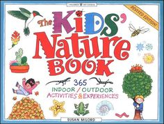 Kids Nature Book