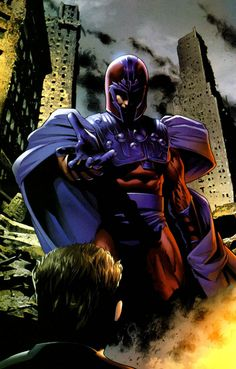 Magneto: Earth-1610 Ultimate