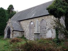 Baldhu, Cornwall was originally a small mining village above the Carnon Valley to the West of Truro. Truro, Cornwall, Cemetery, Abandoned, The Past, St Michael, Ghosts, Pagan, Building