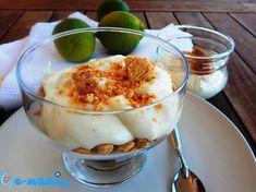 Βελούδινη μους λεμόνι με τριμμένο μπισκότο - e-mama.gr Mashed Potatoes, Healthy Recipes, Healthy Food, Pudding, Favorite Recipes, Ethnic Recipes, Desserts, Cooking, Google